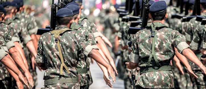 carreira militar